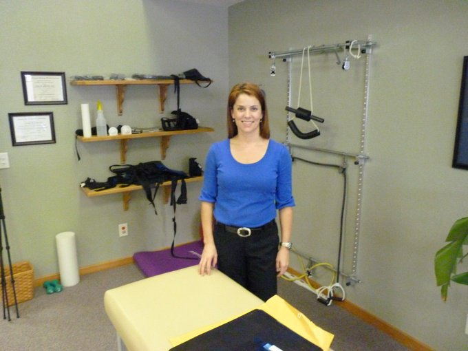 Dr. Casey Titus at Clearview Chiropractic in Southern Shores, NC